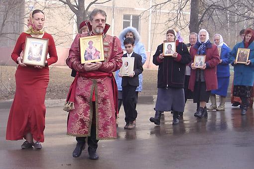 Мы – русские, с нами Бог!